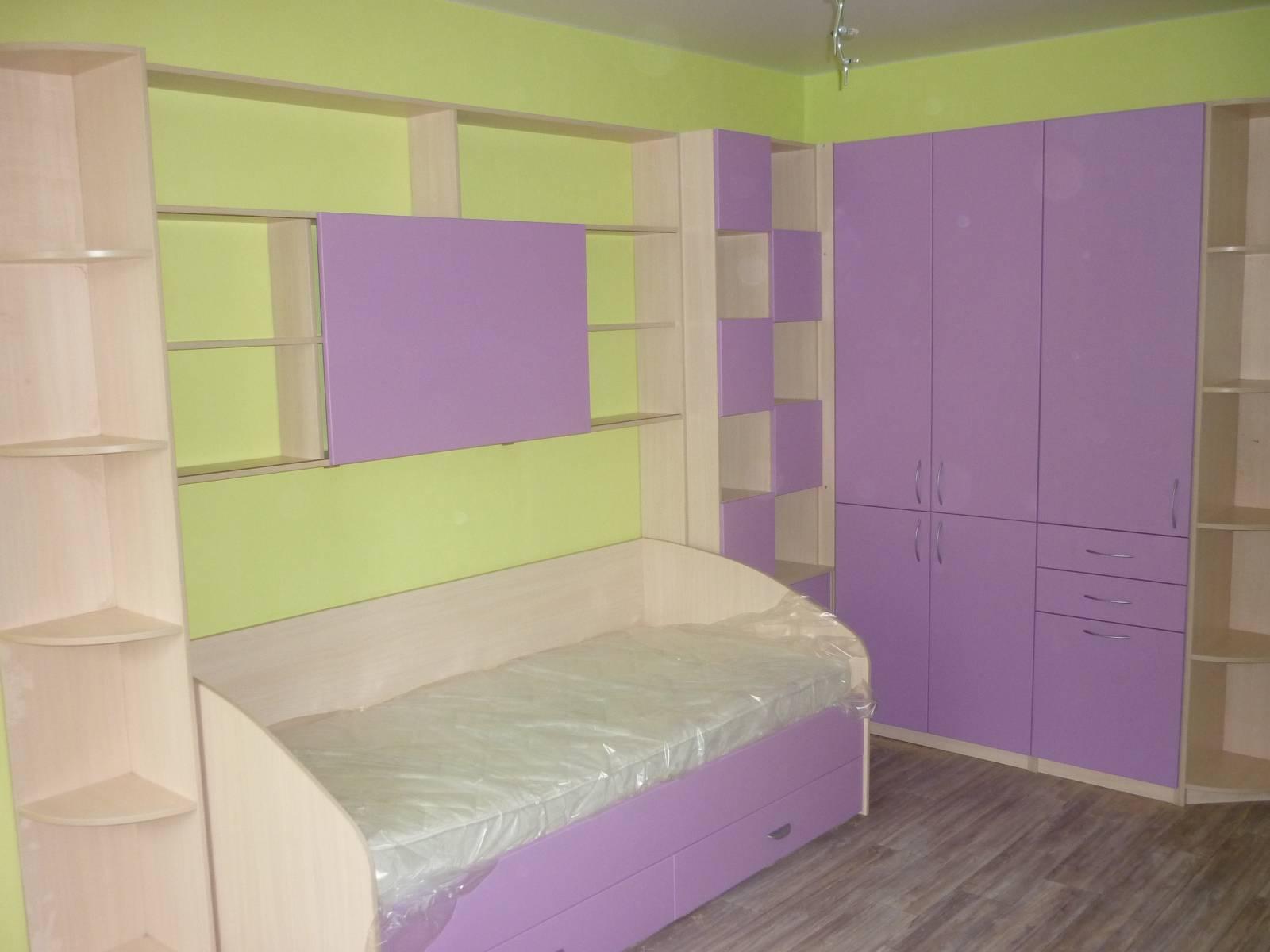 """Фабрика мебели """"кенгуру"""" - category: детские комнаты - image."""
